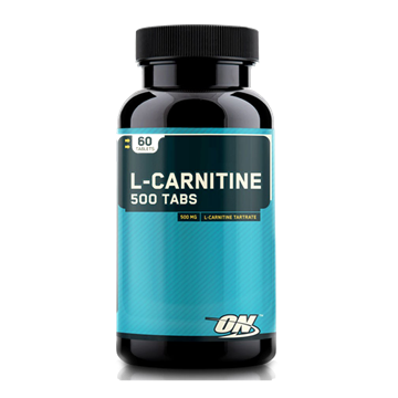 Picture of L Carnitine 500 mg - 60 tabs