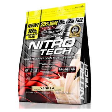 Picture of Muscletech Nitro Tech Performance Series 10lb