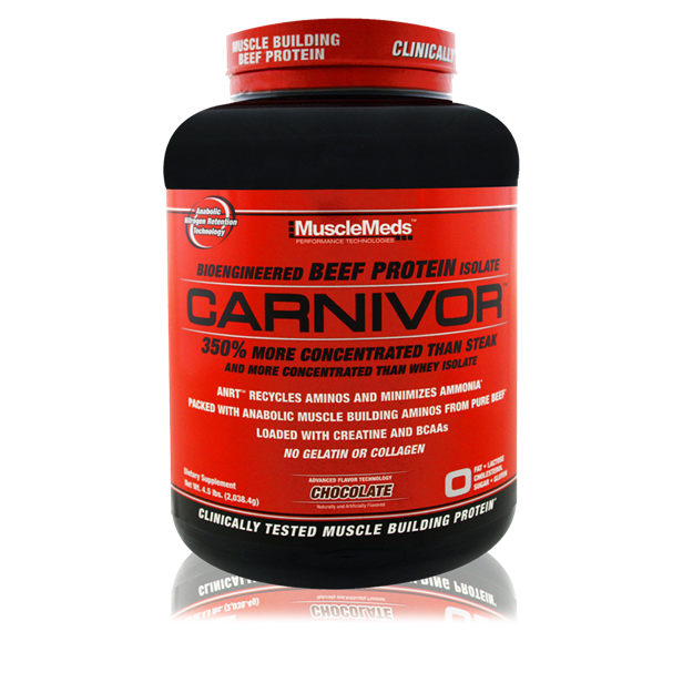 Picture of MuscleMeds Carnivor 4lb