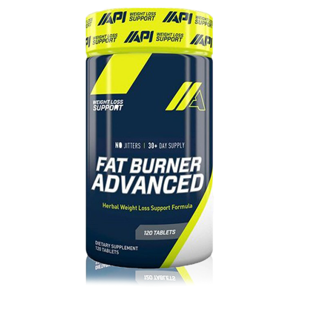 Picture of API FAT BURNER ADVANCED 120 tablets