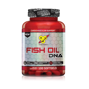 Picture of BSN FISH OIL DNA™ 100 capsules