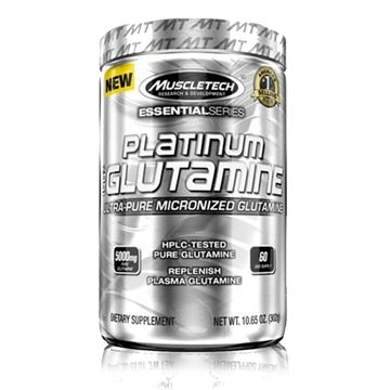 Picture of Muscletech Glutamine 302 gm