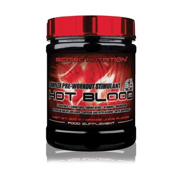 Picture of Scitec Hot Blood 3.0 300 GM
