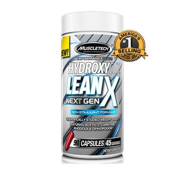 Picture of Hydroxy Cut Lean X  90 capsules