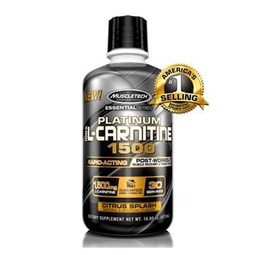 Picture of Muscletech L-Carnitine 1500 30 Servings