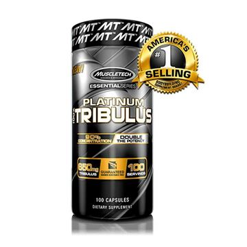 Picture of Muscletech Tribulus 100 Capsules