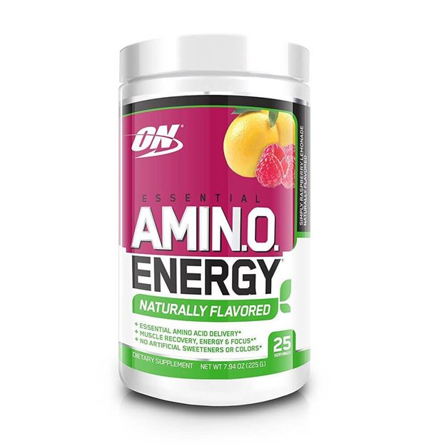 Picture of ON AMINO ENERGY  NATURALLY FLAVORED 225 gm