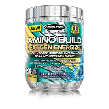 Picture of Muscletech Amino Build Next Gen Energized 282 G