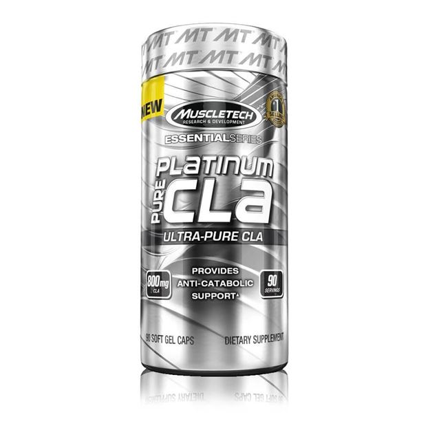 Picture of Muscletech PLATINUM PURE CLA 800mg - 90 Capsules