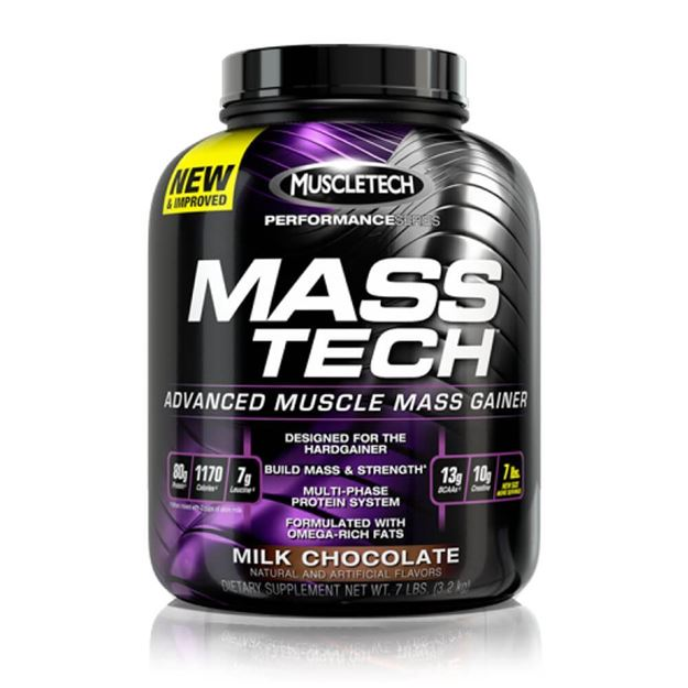 Picture of Muscletech Mass Tech Performance 7lb
