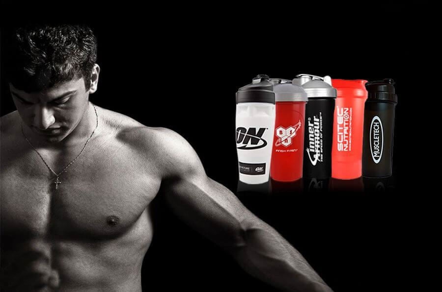 Picture for category Shaker Cups & Water Bottles