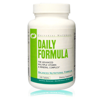 Picture of Universal Daily Formula 100 tablets