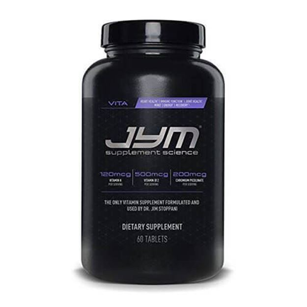 Picture of Vita JYM 60 Tablets