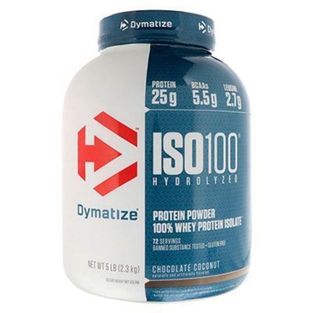 Picture of Dymatize Iso-100 5lb