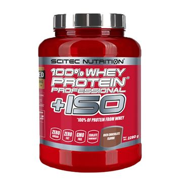 Picture of Scitec 100% WHEY PROTEIN* PROFESSIONAL +ISO