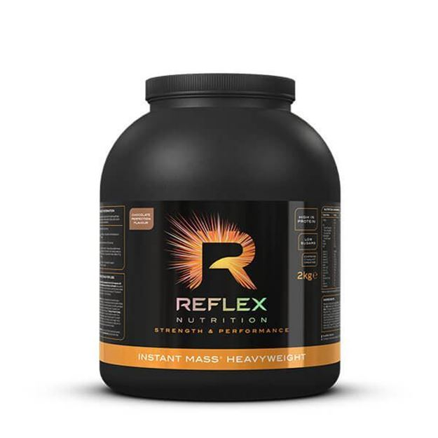 Picture of Reflex Nutrition INSTANT MASS® HEAVYWEIGHT 2 KG - 20 Servings
