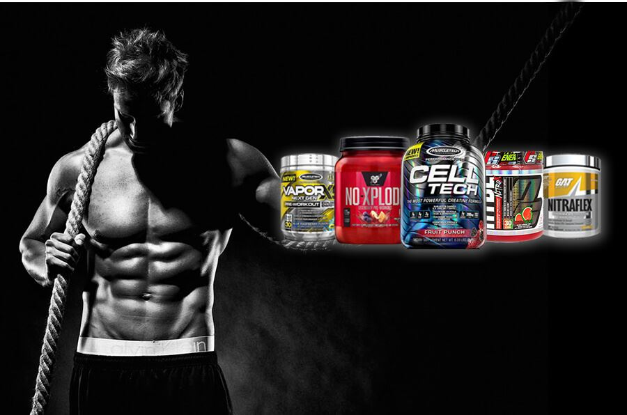 Picture for category Pre-Workout
