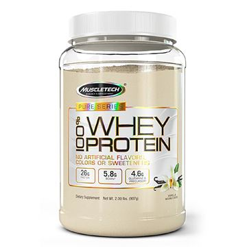 Muscletech PURE SERIES 100% WHEY PROTEIN 2lb
