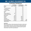 Applied Nutrition ABE - All Black Everything Pre-Workout Gel 60g