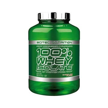Picture of Scitec 100% Whey Isolate 2000G - 80 Servings
